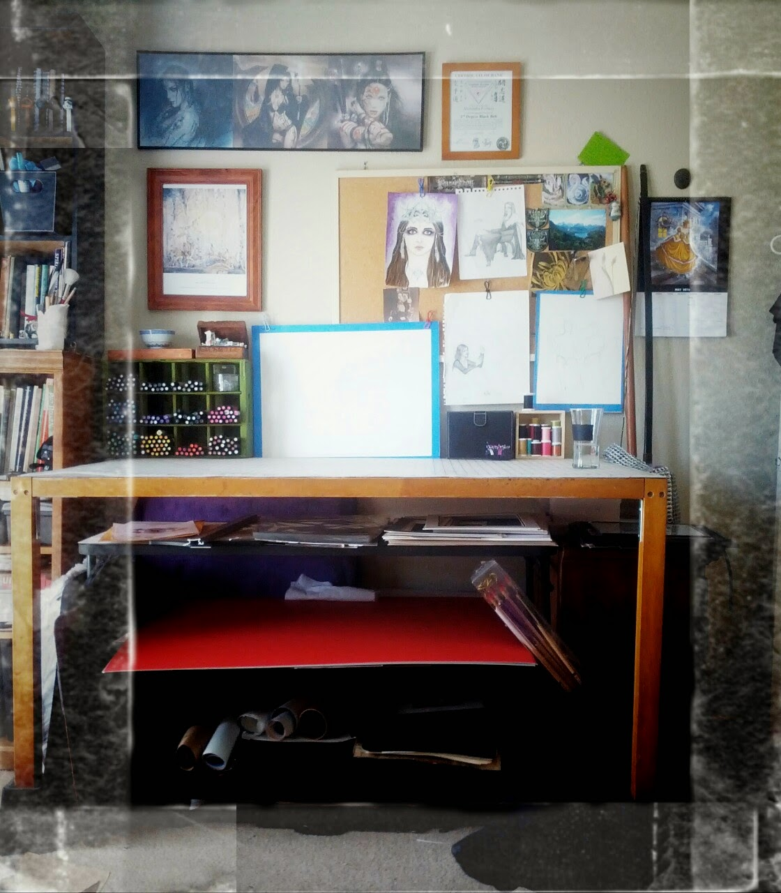 Alexandra Rena's Workspace