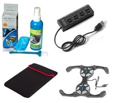 All Below Rs.299 : Computer Accessories (Sins, Sleevs, Cooling Pad, Cooling Pad & more) @ Flipkart