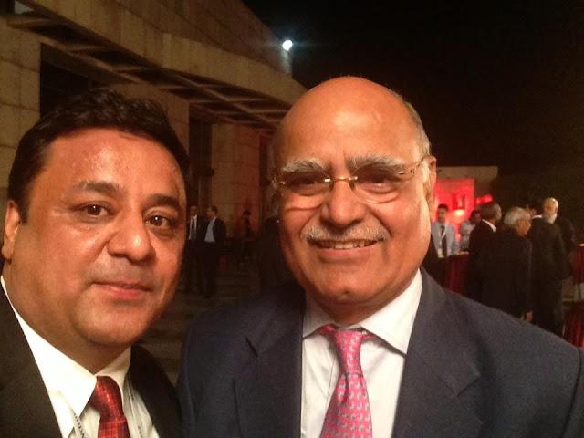 sandeep soni with prabhu chawla