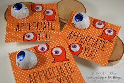 Lawn Fawn Monster Mash Halloween Treats by Jess Crafts