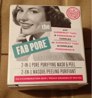 facial peel fab pore soap glory
