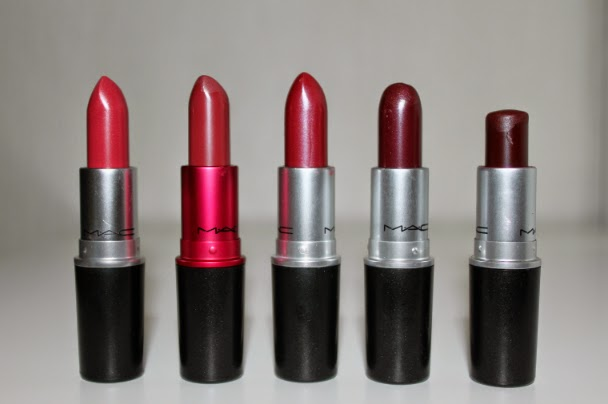 spesso MY MAC LIPSTICK COLLECTION | Makeup and Beauty Mayhem HO92