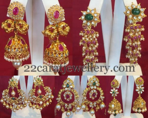 Jhumkas and Trendy Chandbalis Collection