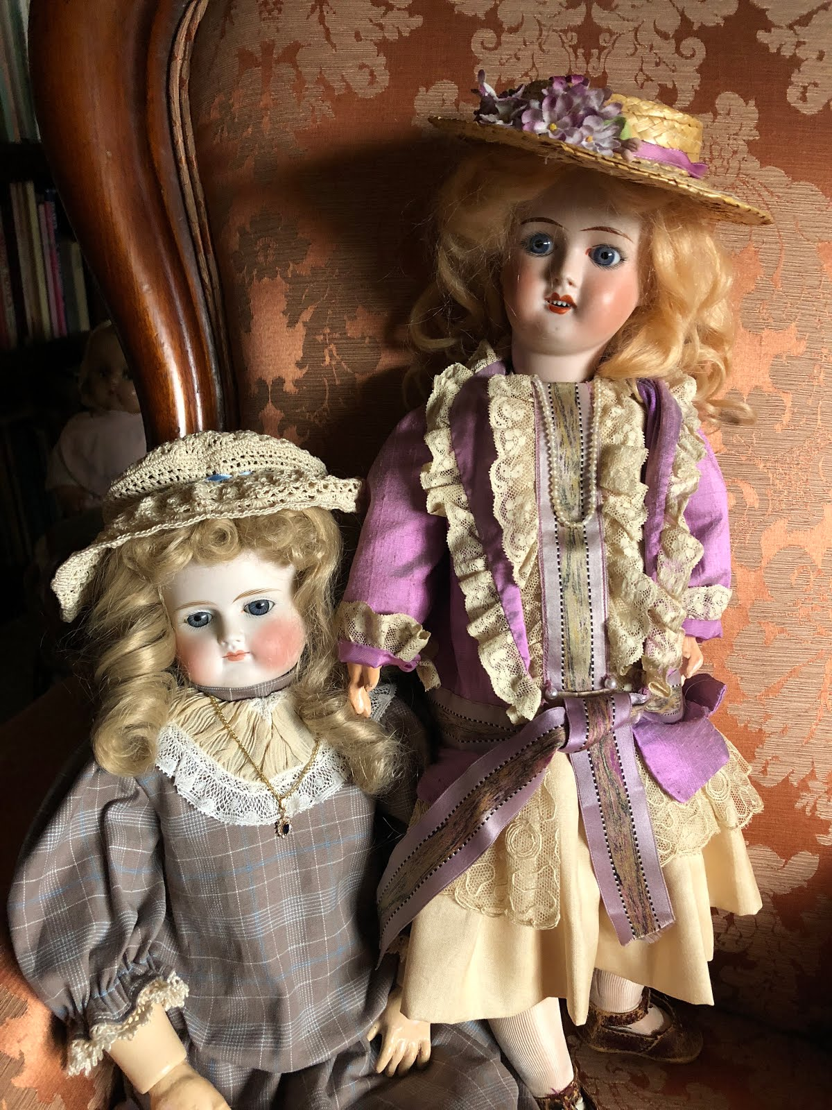Two New Dollies