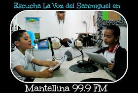 Radio Escolar en la Señal de Guásimos