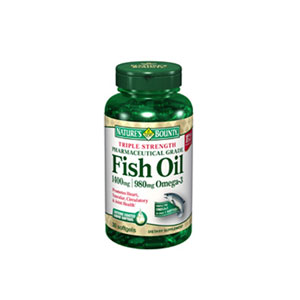 Healthy living natural beauty free sample nature 39 s for Organic fish oil