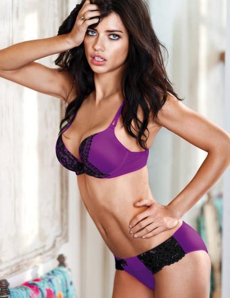 Brazil lingerie model