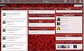 Gleron Profile Page