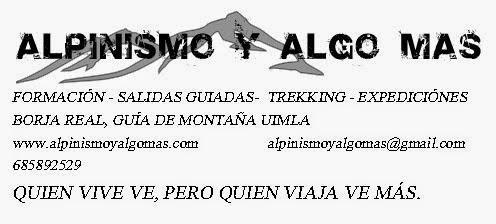Alpinismo y Algo Mas