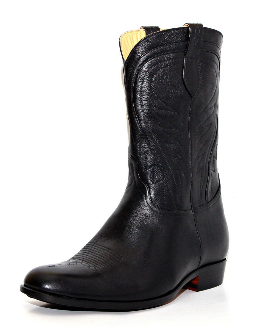 height increasing cowboy boot elevator shoes