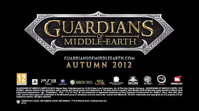 Guardians Of Middle-Earth Logo - We Know Gamers