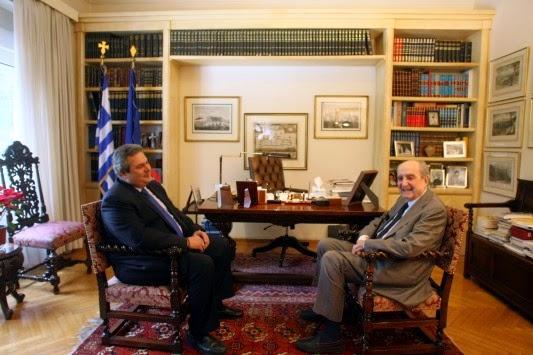 Μητσοτάκης: Προειδοποίησα τον Καμμένο ότι αν δεν εκλεγεί Πρόεδρος θα βγούμε από το ευρώ (ΒΙΝΤΕΟ)