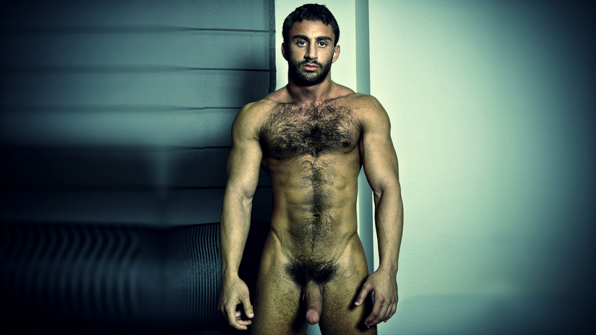 голые арабские мужчины