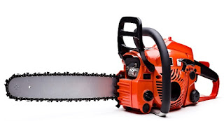 columbia tree service chainsaw