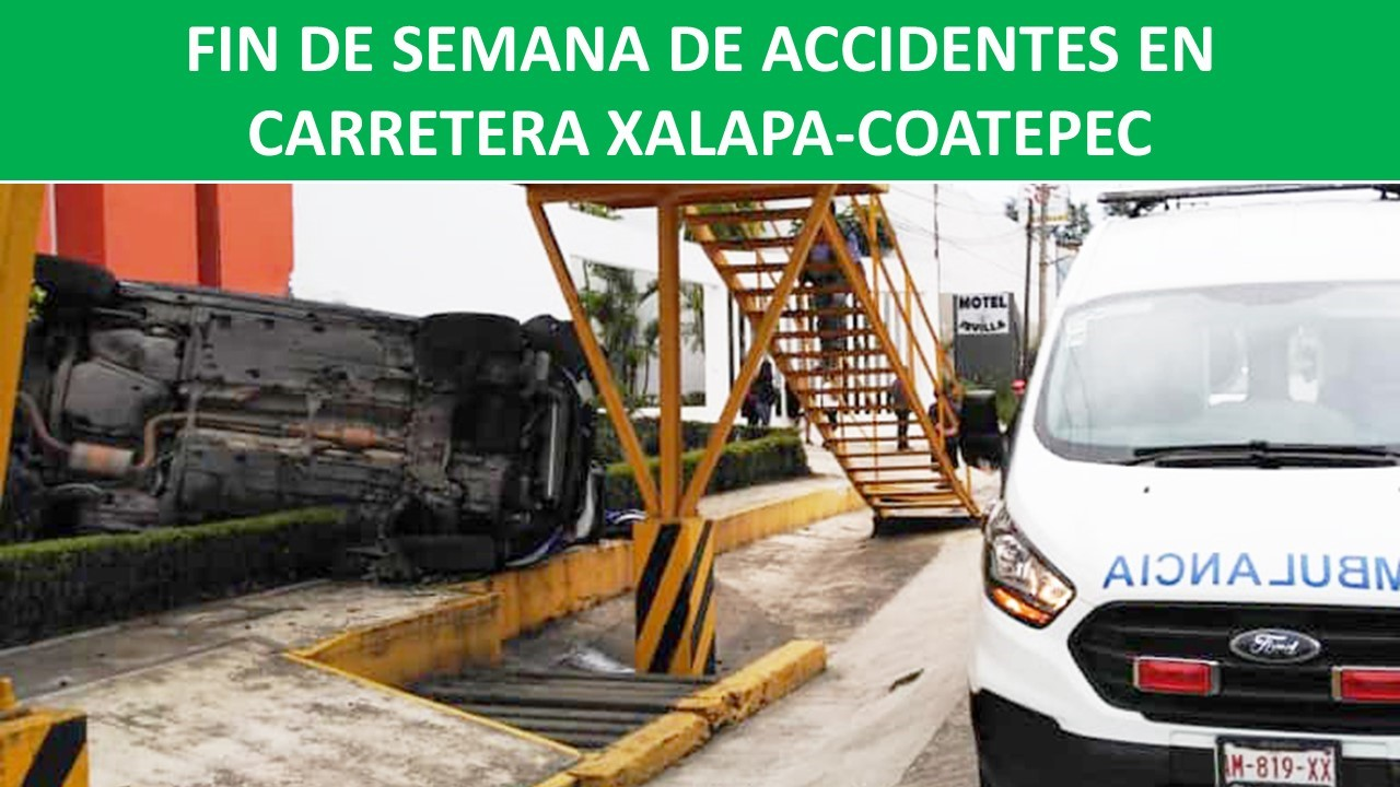 ACCIDENTES EN CARRETERA