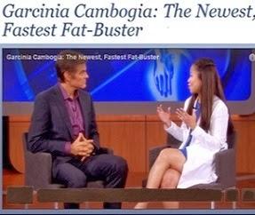 Garcinia Cambogia On Doctor OZ Show