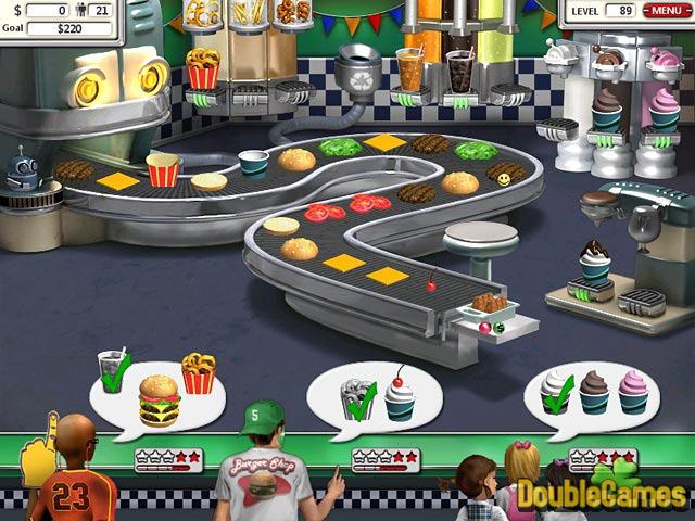 burgershop online