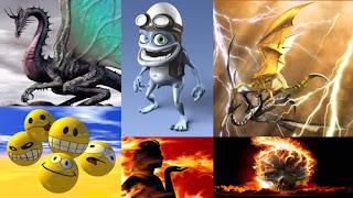 Animasi Themes For Desktop Background