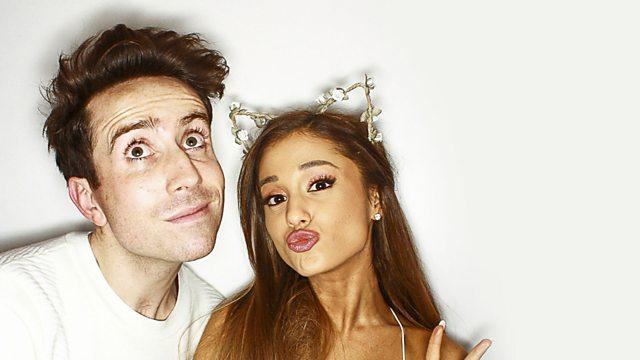 """""""No me preocupo por los charts, no es por eso que hago música"""" dijo Ariana Grande."""