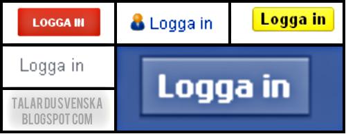 logga in / zaloguj