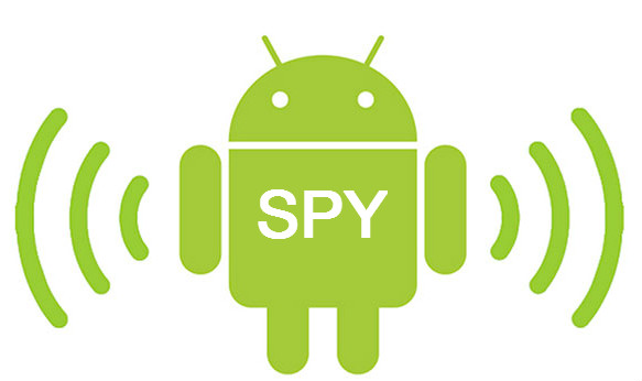 Android can be transformed in to a spyphone