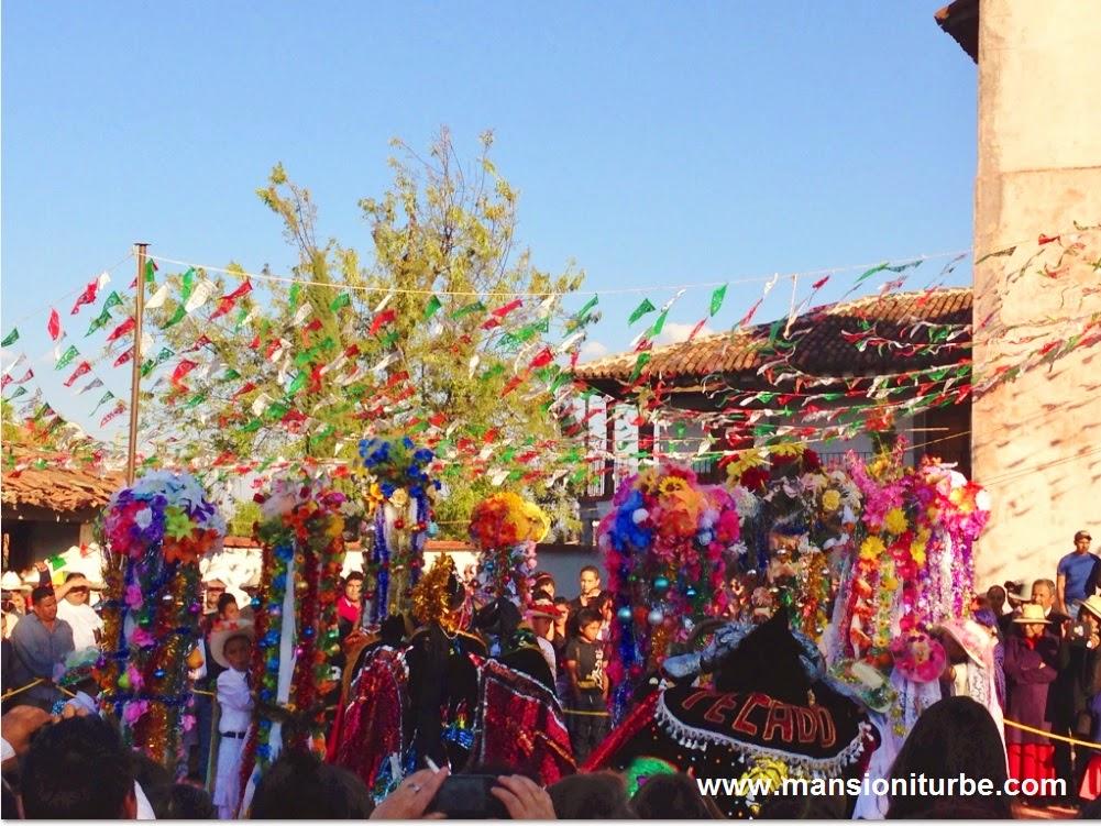 Día de la Candelaria en Tocuaro, en la Ribera del Lago de Pátzcuaro