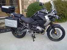 R 1200 GS Tripl Black