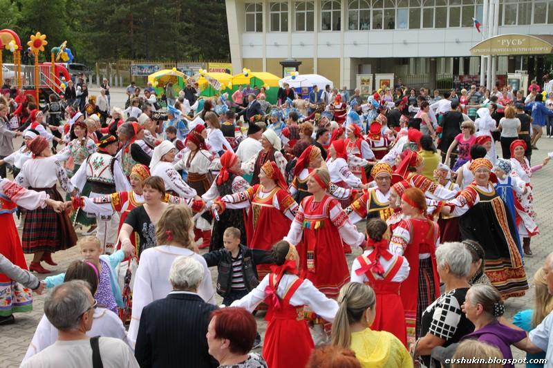 Этнографический фестиваль