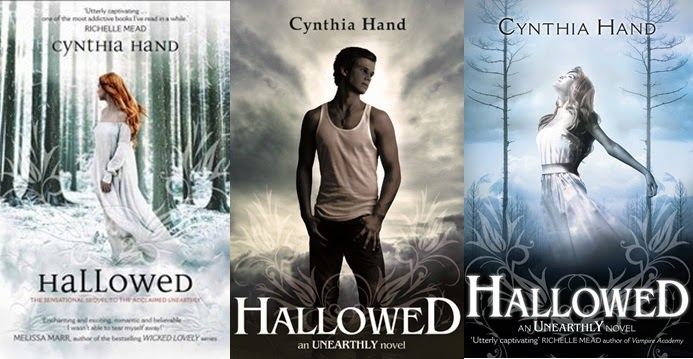 Hand pdf cynthia unearthly