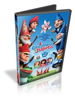 Download Gnomeu e Julieta Dublado DVDRip 2011 (AVI Dual Áudio + RMVB Dublado)