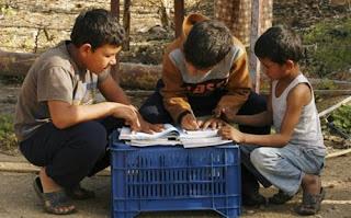 13 εκατομμύρια παιδιά στερούνται το σχολείο λόγω πολέμου