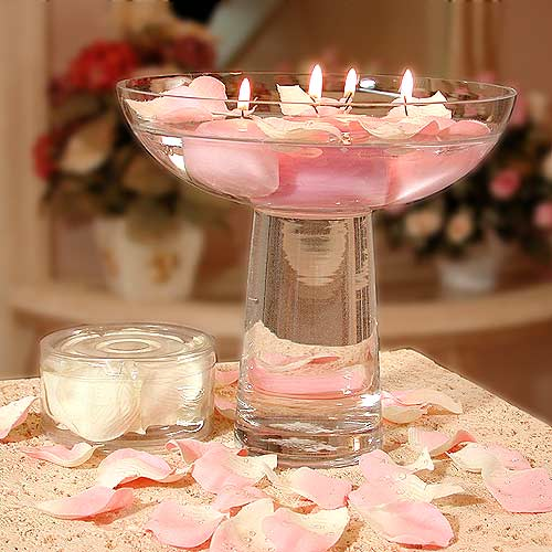 Catie 39 s blog winter wedding centerpieces diy 300x300 for Diy wedding table decorations