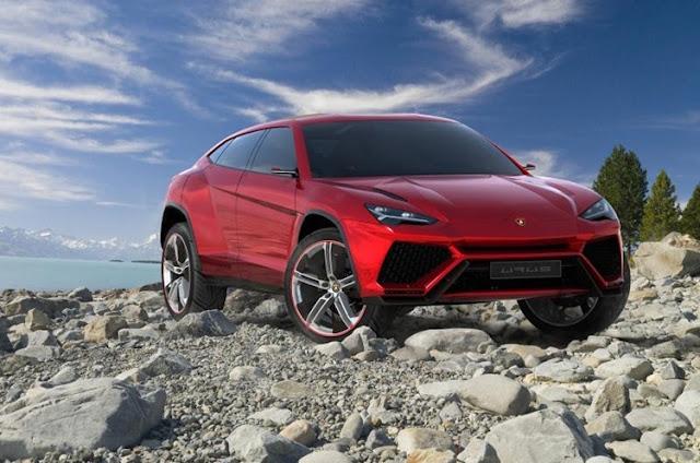 Lamborghini Urus Concept1