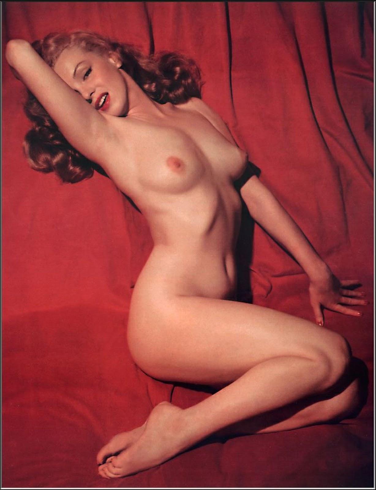 Fotos Los Desnudos De Marilyn Monroe Que Playboy Guard Por A Os