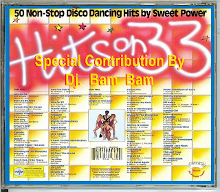 Sweet Power - Hits On 33 (11 Non-Stop Disco Dancing Hits)