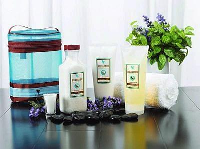 thành phần Relaxation Shower Gel Gel tắm thư giãn