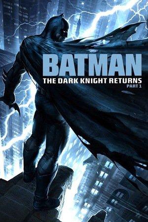 Poster Batman: The Dark Knight Returns, Part 1 2012