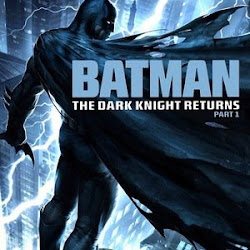 Poster Batman: The Dark Knight Returns, Part 1 2012