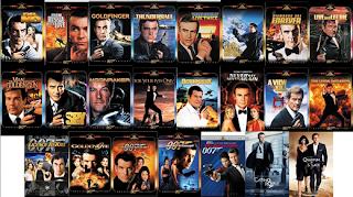 007 movie order: