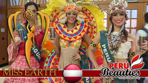 Miss Earth Beauties Energized