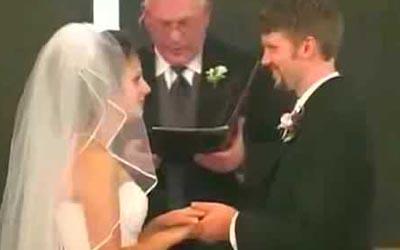 Funny Wedding Clip