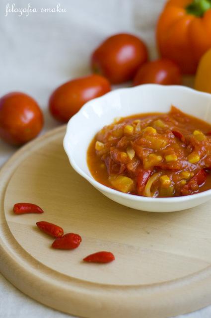 Jak przygotować sos na zimę