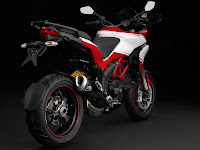 Gambar motor 2013 Ducati Multistrada 1200S Pikes Peak - 5