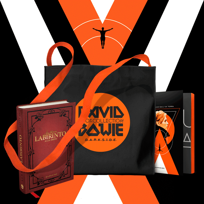 David Bowie: Book Collection + Ecobag