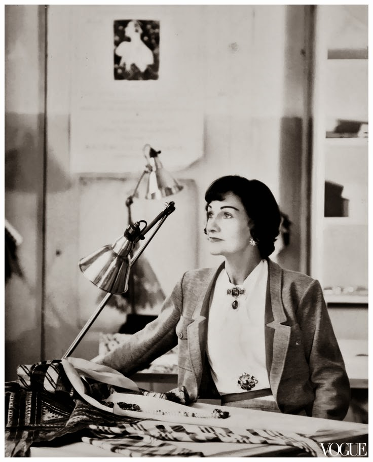 adored vintage fact fashion 6 things about coco chanel