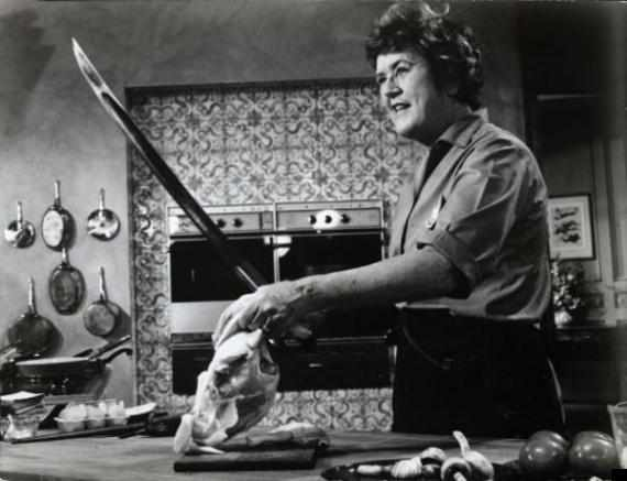 Top Chef Julia Child Dies