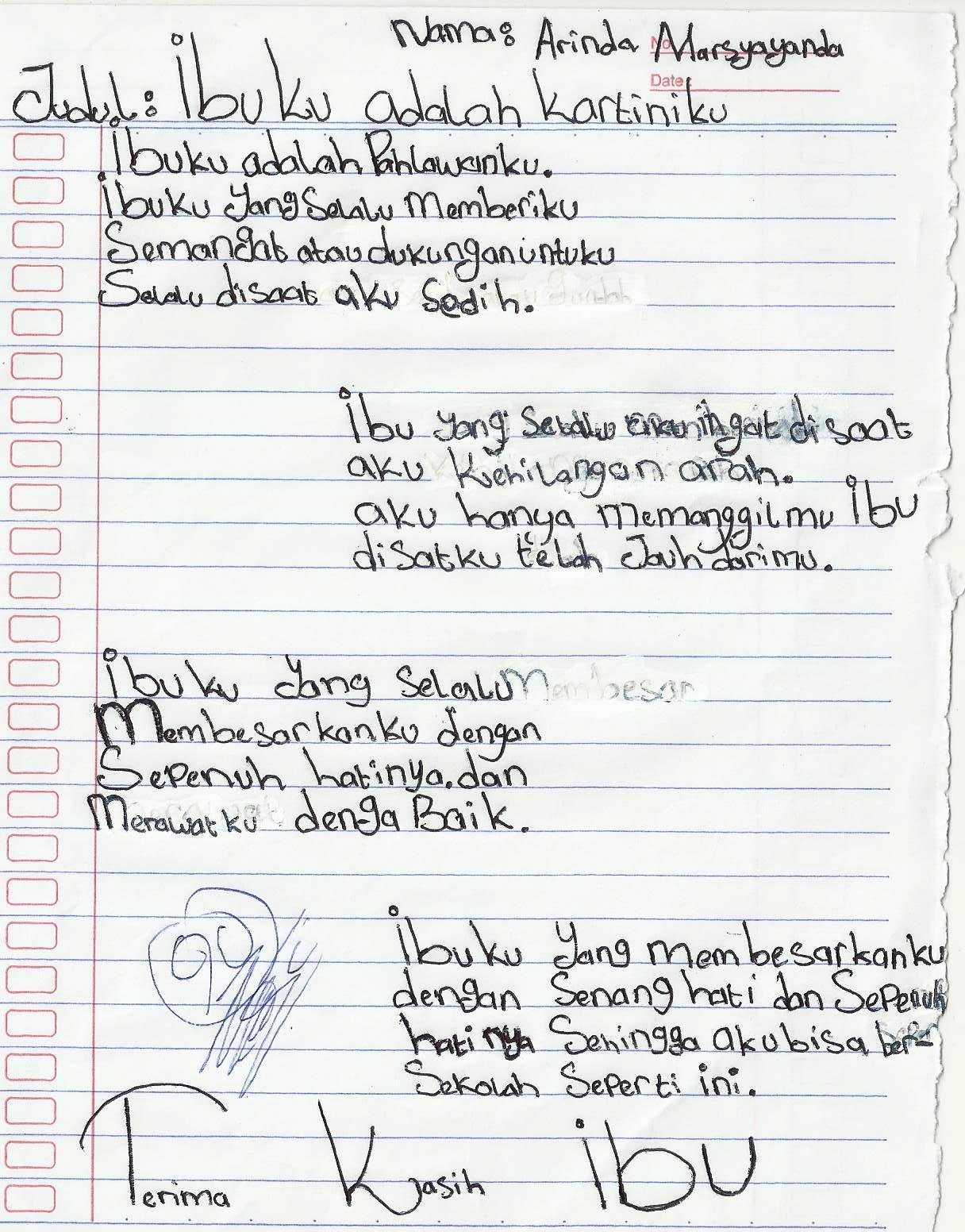 Puisi Di Hari Kartini