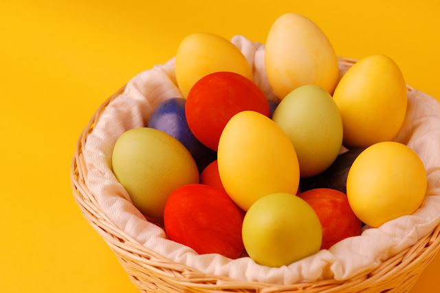 Last Minute Frugal and Eco Easter Basket Ideas