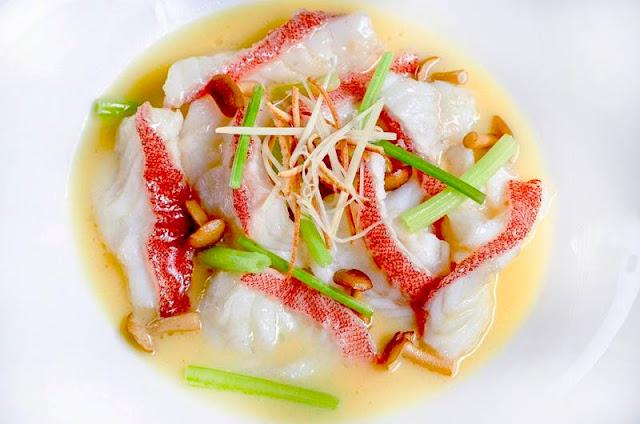 Chef Ken Yu, Chinese Executive Chef of YEN Chinese Restaurant, W Taipei, Taiwan