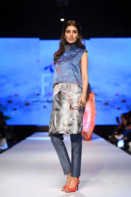 Latest Pret Dress Collection 2015 by Sania Maskatiya